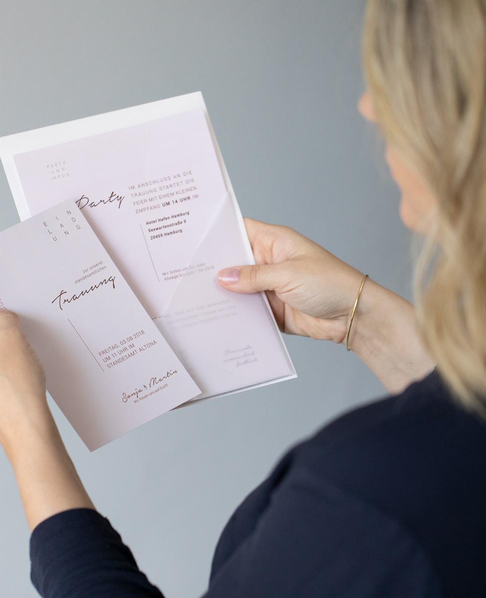 paperloveink hochzeitspapeterie Beratung