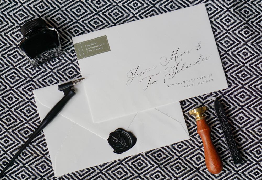paperloveink blog umschlaege hochzeitspapeterie kalligrafie