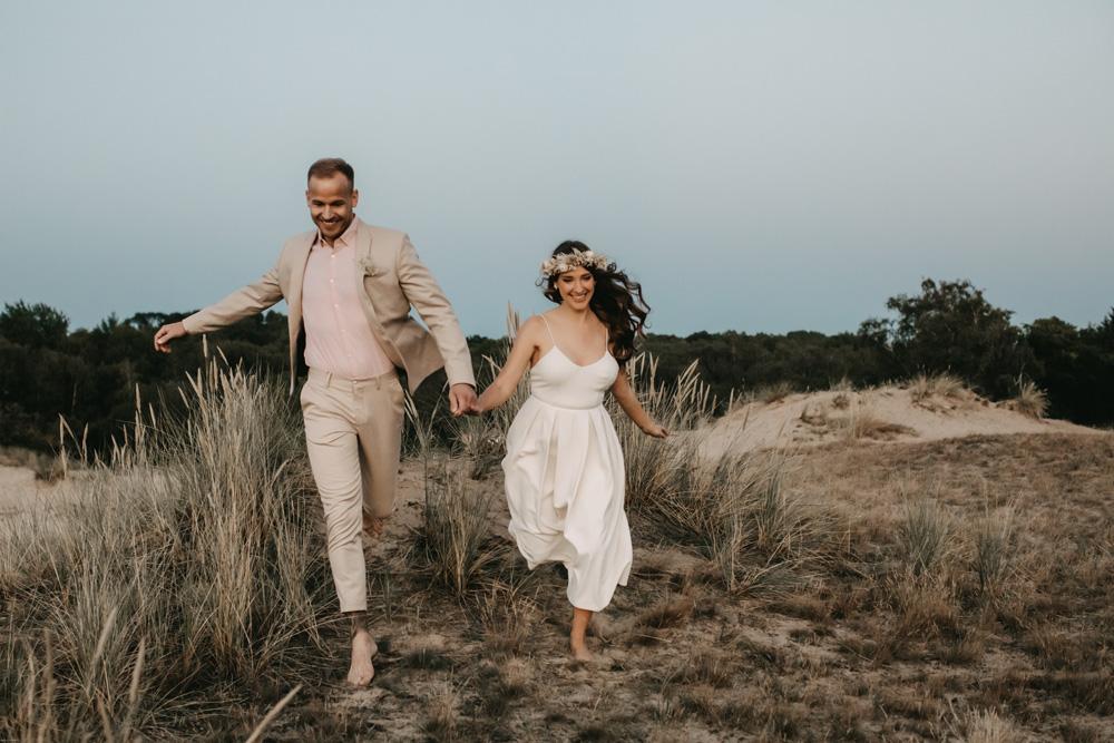 paperloveink blog boho chic Trend 2021 styleshoot Brautpaar